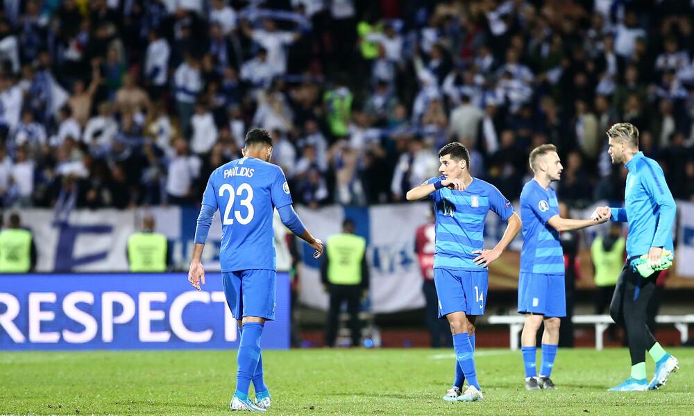 Προκριματικά Euro 2020: Η βαθμολογία του ομίλου της Εθνικής (photo)