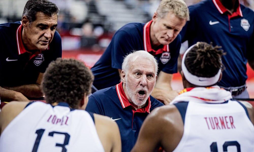 ΗΠΑ-Ελλάδα: Team USA μεν, αλλά… (photos+videos)