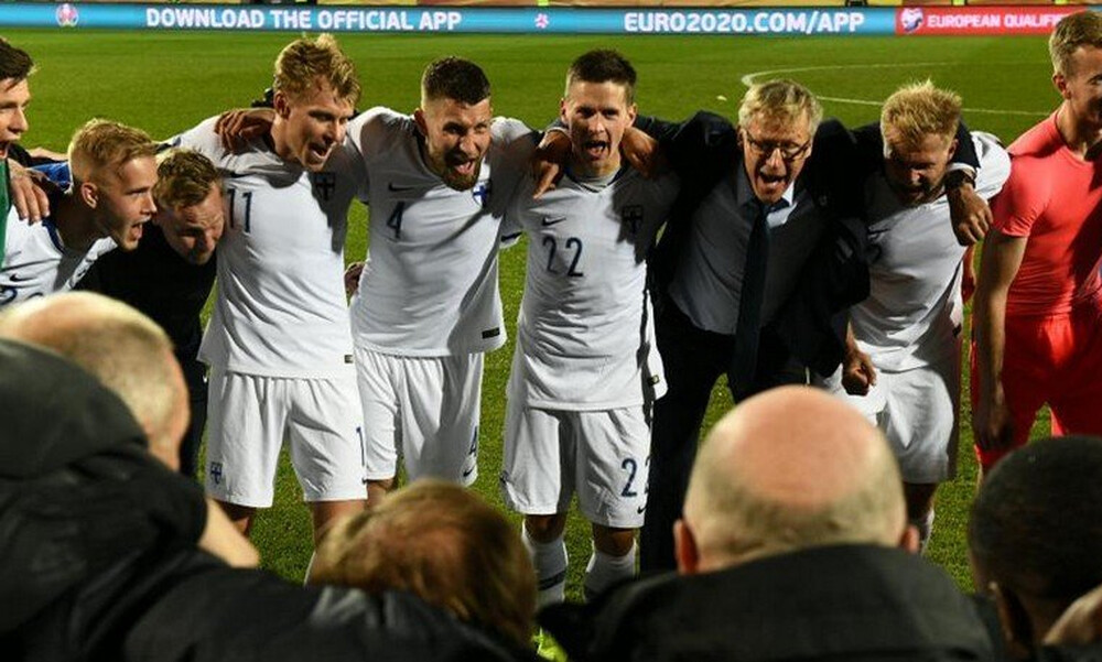 Κάνερβα: «Η Ελλάδα κρατούσε μπάλα, αλλά δεν ήταν απειλητική»