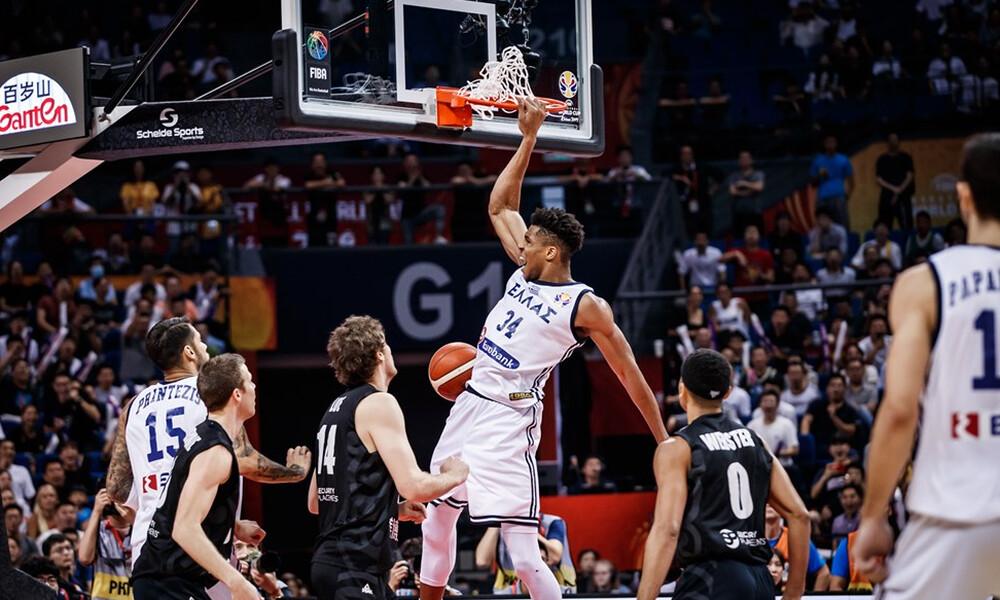 Παγκόσμιο Κύπελλο Μπάσκετ 2019 LIVE: «Βόμβα»! Διέλυσε την Βραζιλία η Τσεχία!