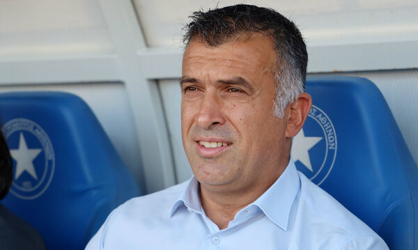 Αναστασίου: «Φαβορί ΠΑΟΚ και Ολυμπιακός για το πρωτάθλημα»