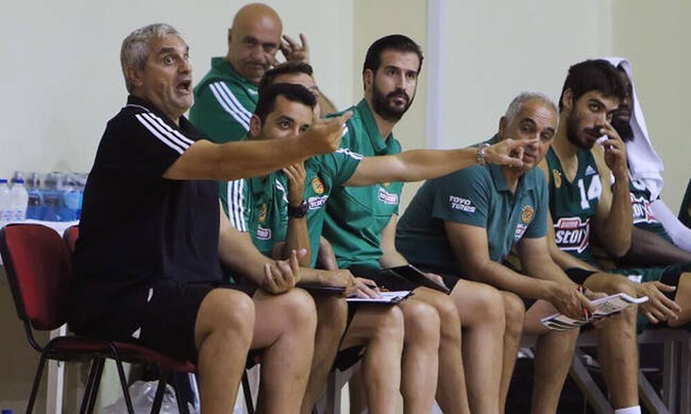 Πεδουλάκης: «Είμαστε πολύ ευχαριστημένοι από τη διάθεση των παικτών»!