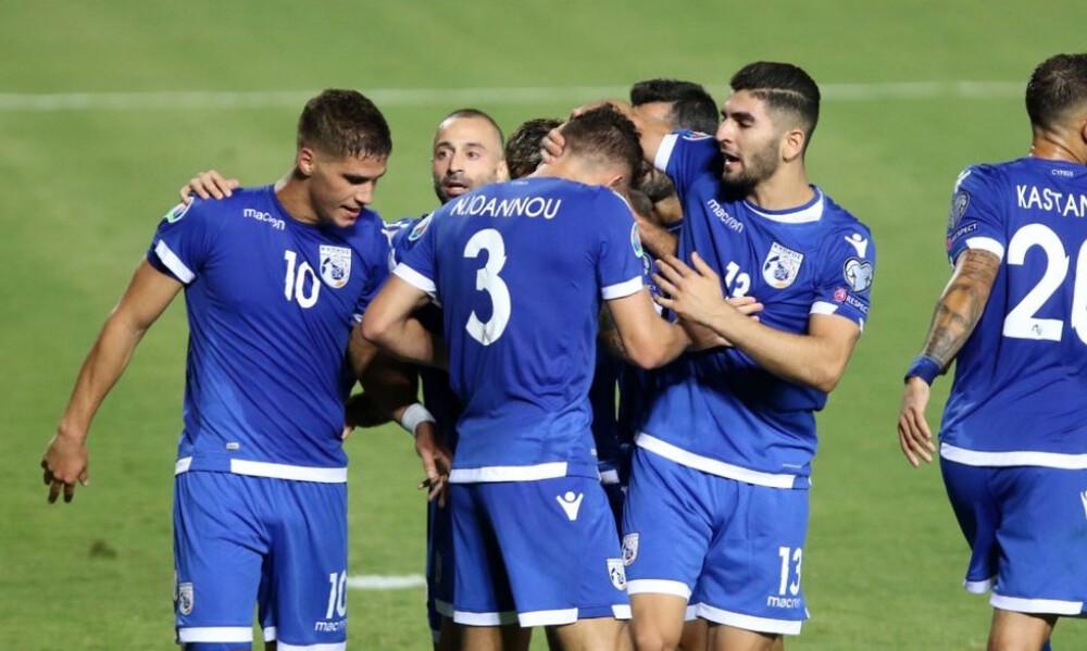Κύπρος – Καζακστάν 1-1: Αποχαιρέτισε τις ελπίδες πρόκρισης στο Euro 2020 η Κύπρος! (video)