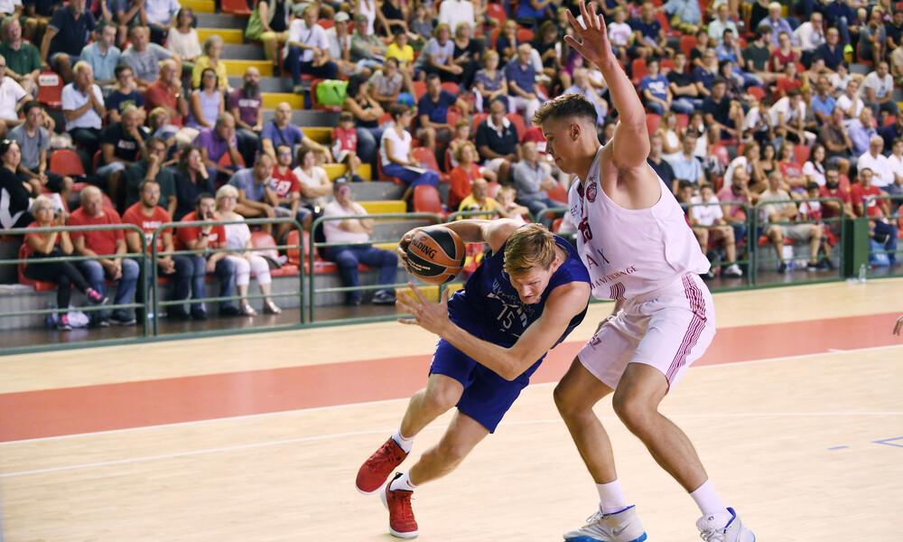 Ολυμπιακός: Φιλική ήττα από την Αρμάνι Μιλάνο