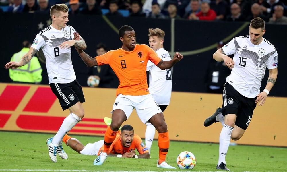 Προκριματικά Euro 2020: Απίστευτη Ολλανδία, το 5Χ5 το Βέλγιο (video)