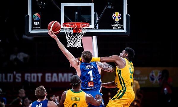 Παγκόσμιο Κύπελλο Μπάσκετ 2019: Η «τρελή» νίκη της Τσεχίας (video)