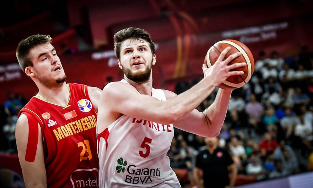 Τουρκία-Μαυροβούνιο 79-74: Νίκη στο φινάλε για τους Τούρκους (photos+video)