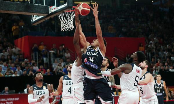 ΗΠΑ – Ελλάδα 69-53: Όλα για όλα στον «τελικό» με την Τσεχία (video+photos)
