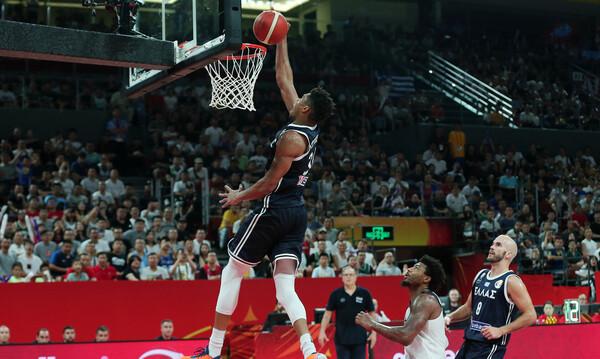 Παγκόσμιο Κύπελλο Μπάσκετ: Προκρίσεις για ΗΠΑ, Αυστραλία, Γαλλία