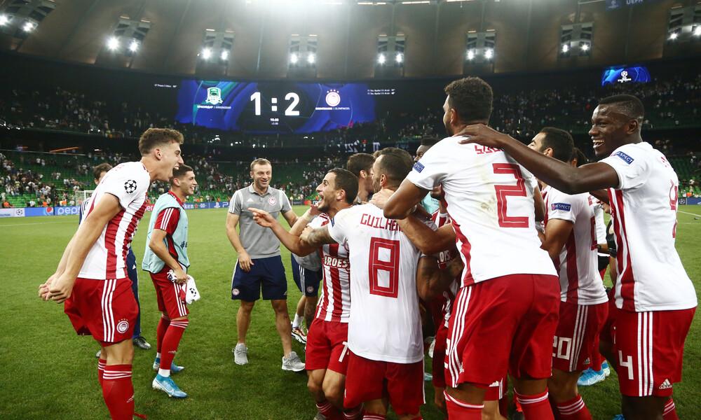 Ολυμπιακός: Στο Media Forum της UEFA αντιπροσωπεία της ΠΑΕ
