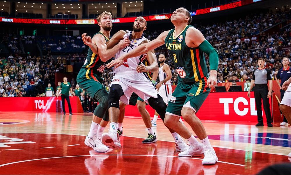 Μουντομπάσκετ 2019: «Βράζουν» στη Λιθουανία, ένσταση στη FIBA για την ήττα από Γαλλία (video)