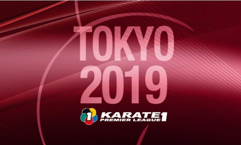Καράτε: Χάλκινο μετάλλιο θα διεκδικήσουν στο Τόκιο οι Ελ. Χατζηλιάδου, Κυδωνάκη και Δ. Ξένος
