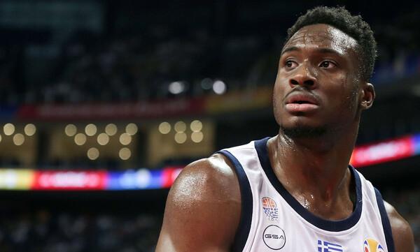 Παγκόσμιο Κύπελλο Μπάσκετ 2019: Καλύτερα ο Θανάσης