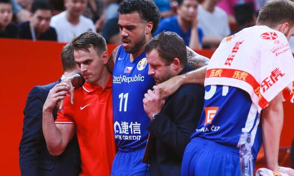 Παγκόσμιο Κύπελλο Μπάσκετ 2019: «Δύσκολα με Ελλάδα ο Σιλμπ»