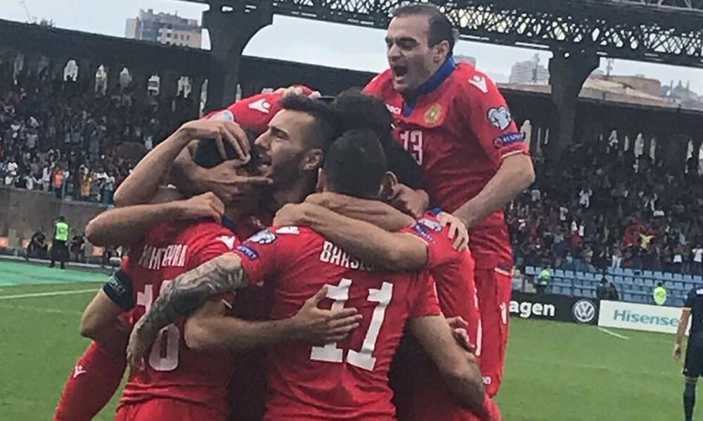 Προκριματικά EURO 2020: Στο «κόλπο» με Μχιταριάν η Αρμενία!