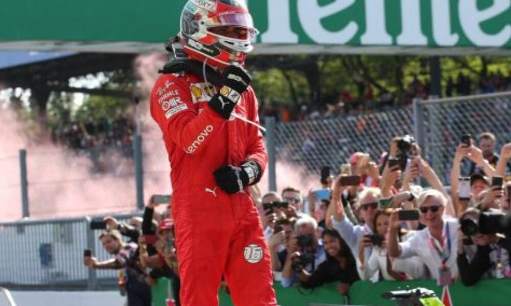 «Πάρτι» μετά από 9 χρόνια στη Μόντσα για Ferrari - Πρώτος και καλύτερος ο Λεκλέρκ