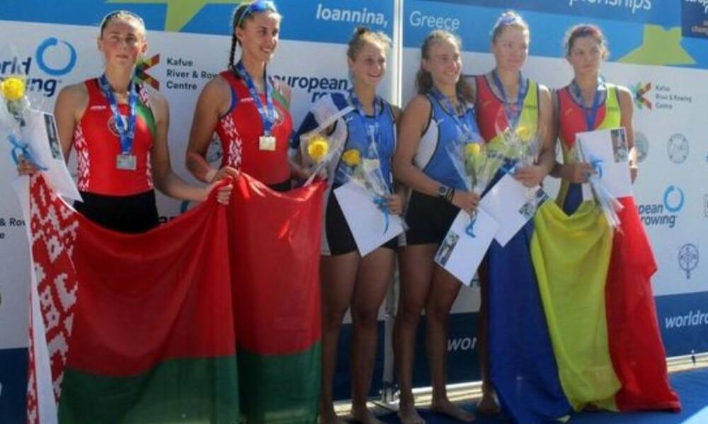 Επτά τα ελληνικά μετάλλια στο Ευρωπαϊκό πρωτάθλημα U23