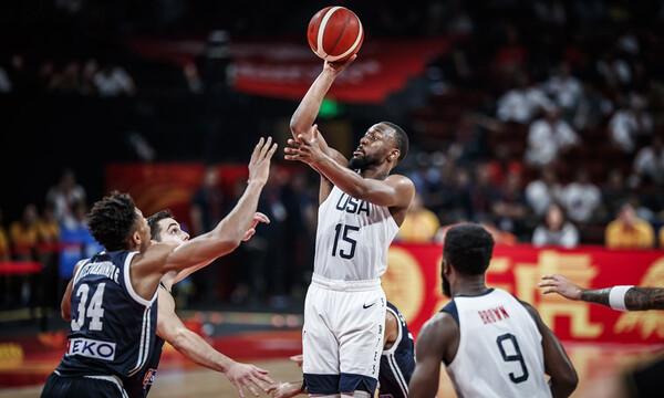 Παγκόσμιο Κύπελλο Μπάσκετ 2019: Αμφίβολος για Βραζιλία ο Γουόκερ