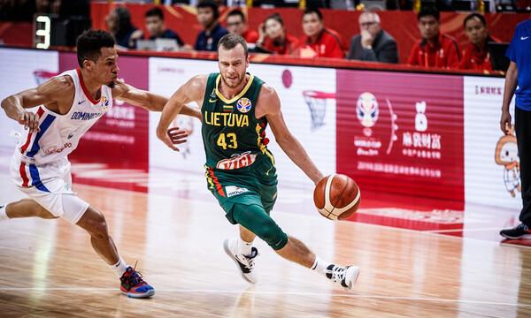 Παγκόσμιο Κύπελλο Μπάσκετ 2019: Αντίο με νίκη για Λιθουανία – Τα υπόλοιπα αποτελέσματα
