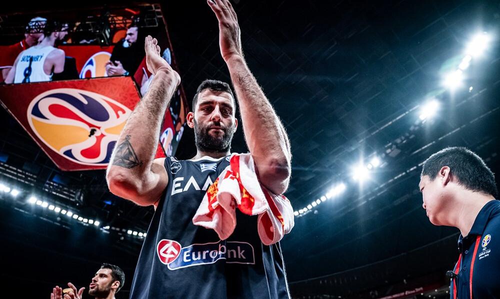Τσεχία-Ελλάδα: Τα δάκρυα του Μπουρούση και η απογοήτευση των παικτών (photos+video)