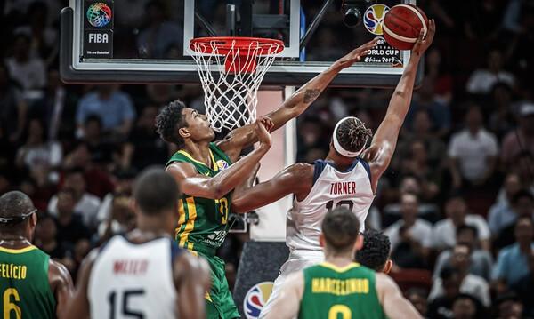 Παγκόσμιο Κύπελλο Μπάσκετ 2019: Τα ζευγάρια της προημιτελικής φάσης