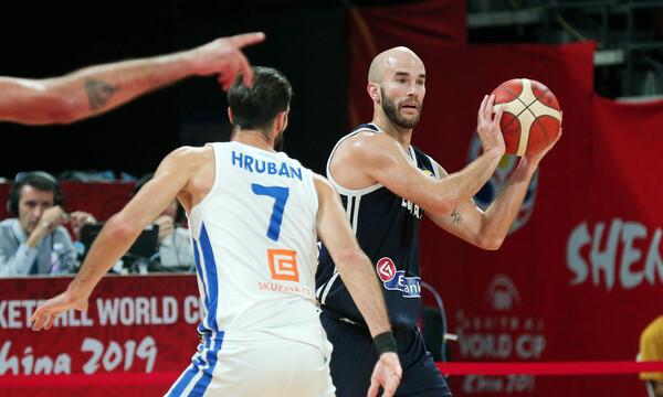 Παγκόσμιο Κύπελλο Μπάσκετ 2019: Κορυφή ο Καλάθης στο top 5! (video)