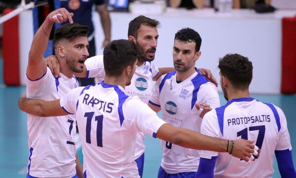 Ευρωπαϊκό πρωτάθλημα βόλεϊ ανδρών: Οι 14 της Εθνικής για το Μονπελιέ