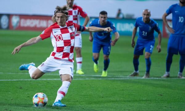 Προκριματικά EURO 2020: «Γκέλα» για την Κροατία στο Μπακού (video)