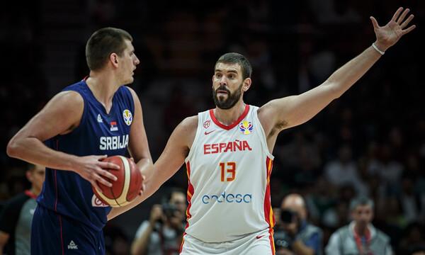 Παγκόσμιο Κύπελλο Μπάσκετ 2019 LIVE: Πέταξε έξω τη Σερβία ο τεράστιος Σκόλα, στους «4» η Ισπανία