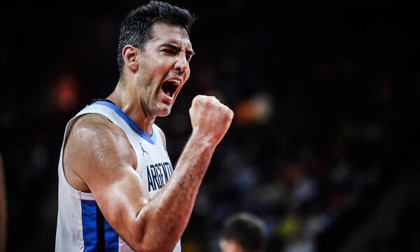 Αργεντινή-Σερβία 97-87: Vamos vamos Argentina! (video+photos)