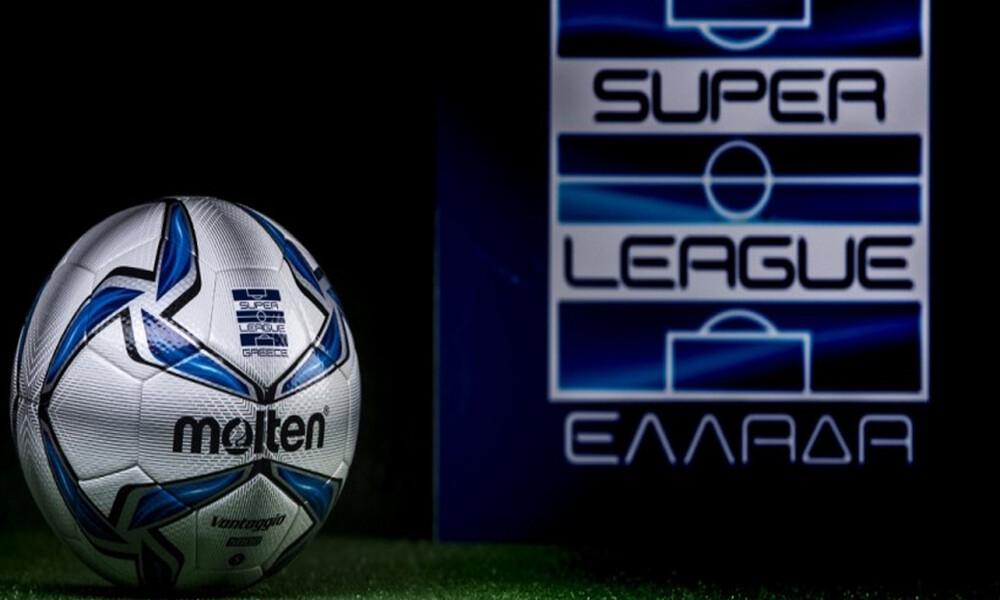 Super League 1: Αλλαγή ώρας στο Άρης-Παναθηναϊκός και στο ΑΕΚ-Λαμία