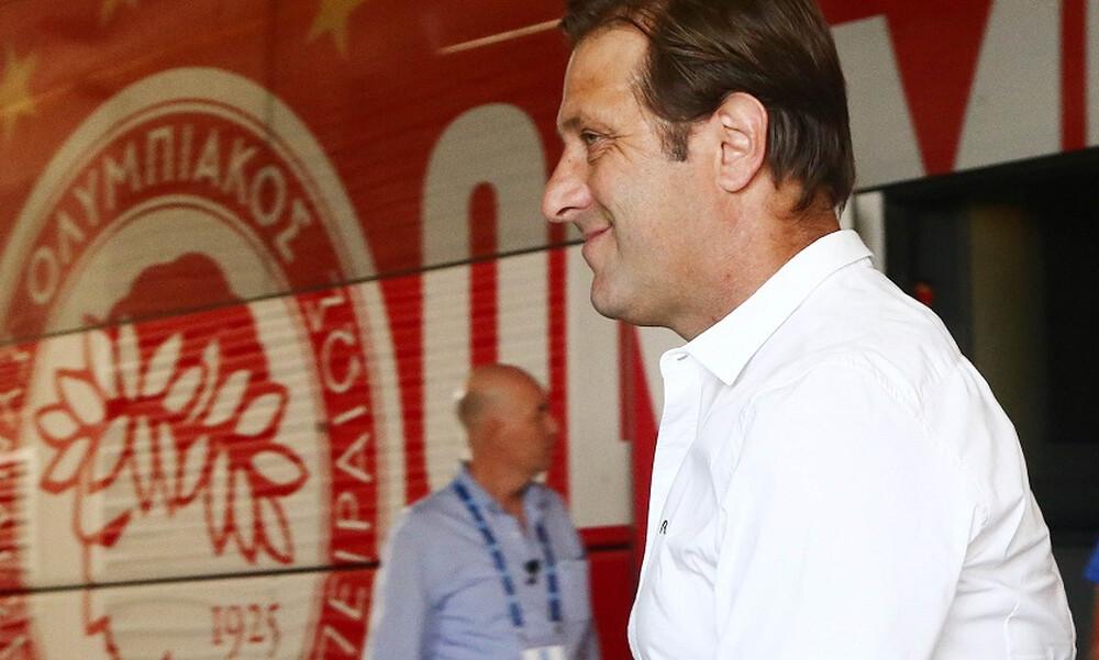 Μαρτίνς: «Προτιμώ το πρωτάθλημα από την πρόκριση στην επόμενη φάση Champions League»