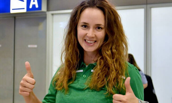 Παναθηναϊκός: Στην Αθήνα για το «τριφύλλι» η Πότοκαρ (photos)