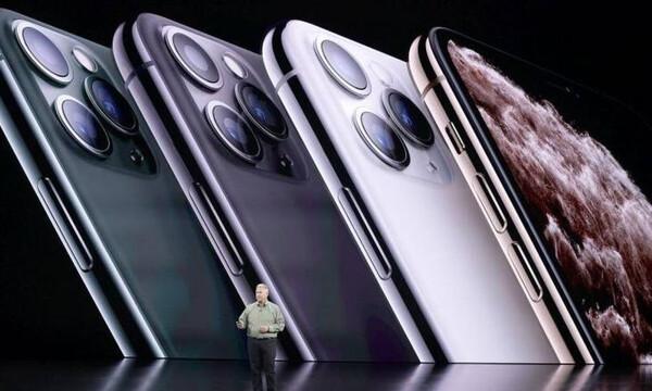Αυτές είναι οι τιμές των νέων iPhone 11 για την Ευρώπη (photos)