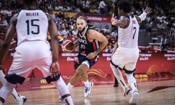 Παγκόσμιο Κύπελλο Μπάσκετ 2019 LIVE: «Βόμβα» Γαλλίας, απέκλεισε την Αμερική