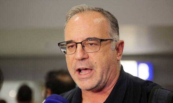 Σκουρτόπουλος: «Ρωτήστε τον Γιάννη αν τον χρησιμοποιήσαμε σωστά»! (video)