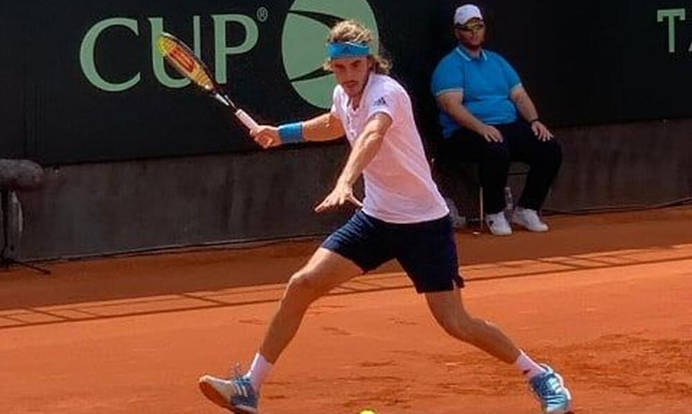 Στέφανος Τσιτσιπάς: «Τρέλα» στο Τατόι για τον Έλληνα σταρ του τένις (video)