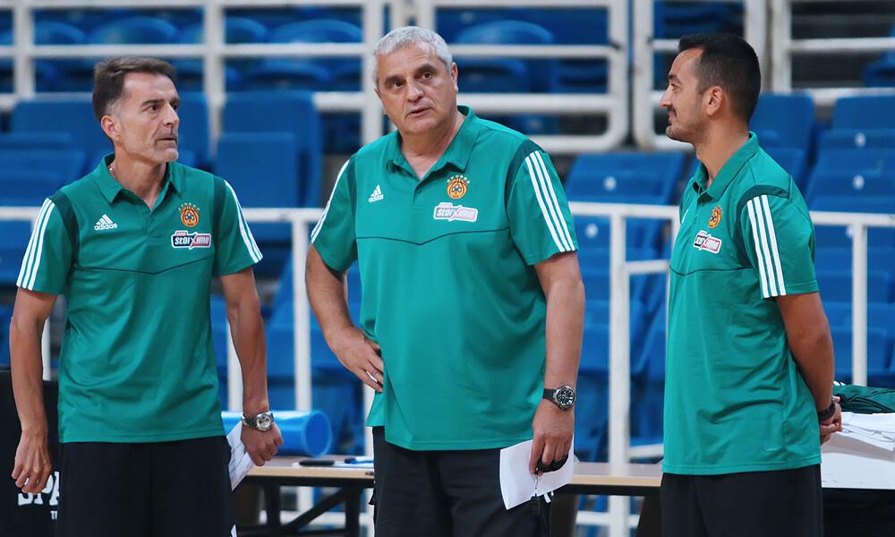 Πεδουλάκης: «Να βελτιωνόμαστε συνεχώς ως ομάδα»