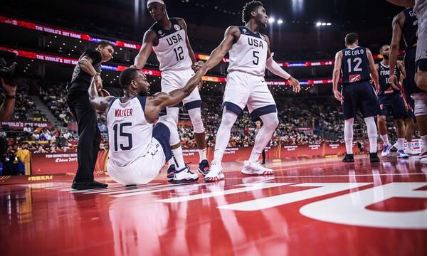 Μουντομπάσκετ: Πρώτη φορά εκτός ημιτελικών οι ΗΠΑ μετά από 17 χρόνια! (videos)