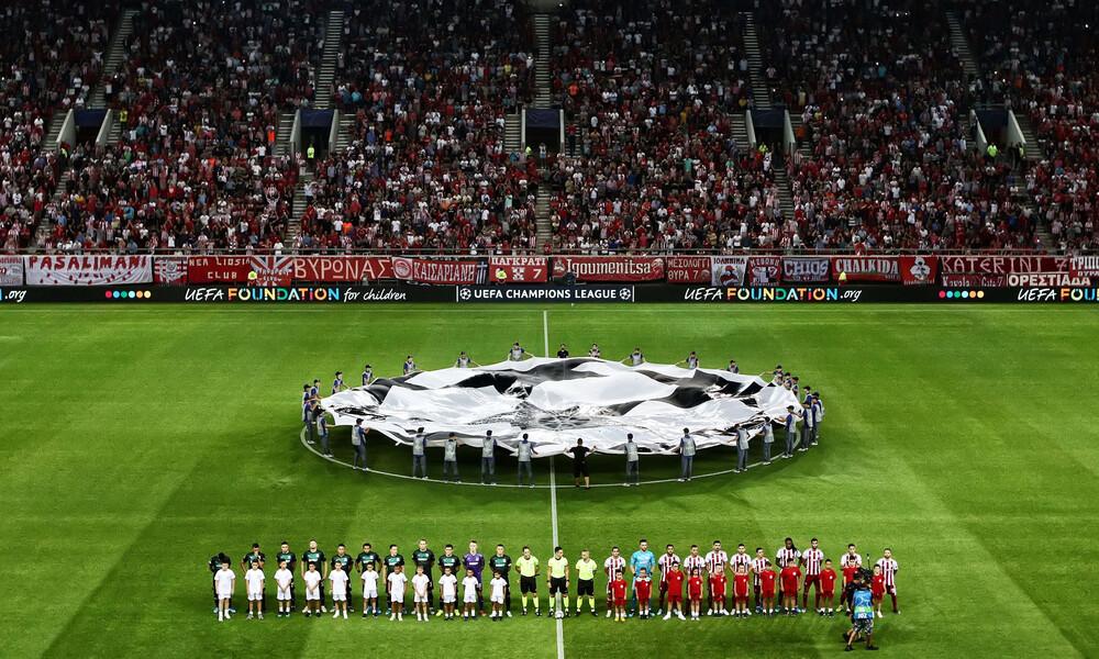 Ολυμπιακός-Τότεναμ: Sold out για την πρεμιέρα του Champions League