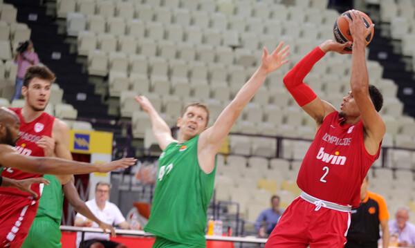Ολυμπιακός: Ήττα στο ΣΕΦ από την Ούνικς Καζάν (photos)