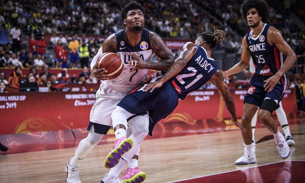 Παγκόσμιο Κύπελλο Μπάσκετ: Τέλος το τουρνουά για τον Σμαρτ (photo)