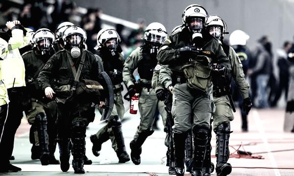 Με κάμερες στα γήπεδα η Αστυνομία