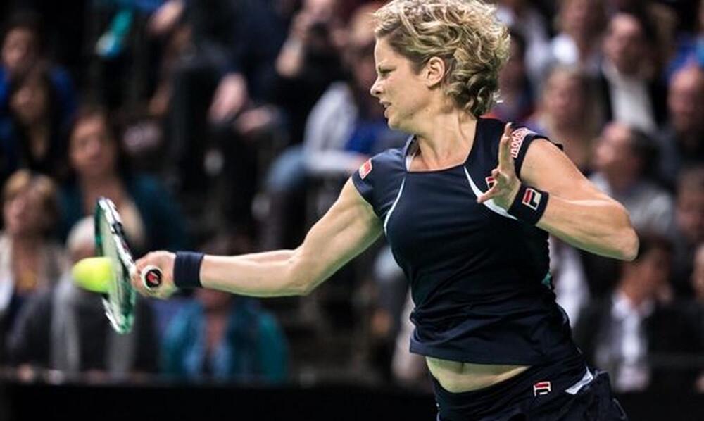Τένις: Η Κλάιστερς επιστρέφει στα κορτ μετά από απουσία επτά χρόνων