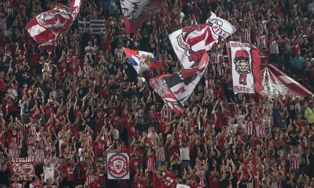 Ολυμπιακός: Τόσα εισιτήρια θα πάρει στα εκτός έδρας ματς του Champions League