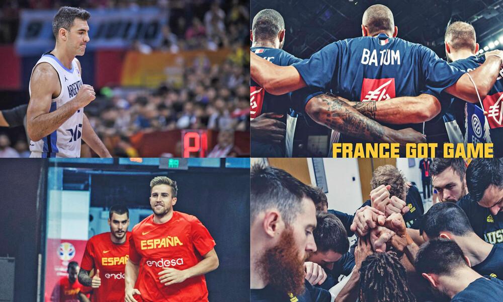 Παγκόσμιο Κύπελλο Μπάσκετ 2019: «Ντέρμπι» στο Πεκίνο με φόντο τον τελικό