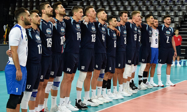 Eurovolley 2019: Συνέχεια για την Εθνική με την Ιταλία