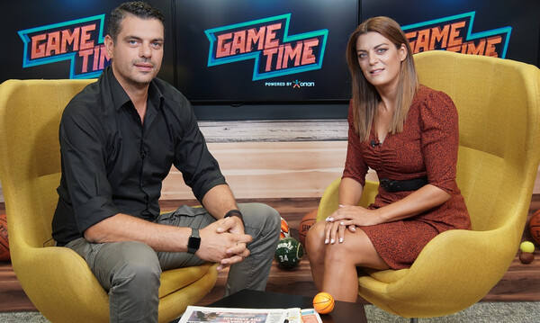 Κώστας Τσαρτσαρής στο Game Time του ΟΠΑΠ: «Θέλω να δω την Ελλάδα να παίζει σαν την Αργεντινή»