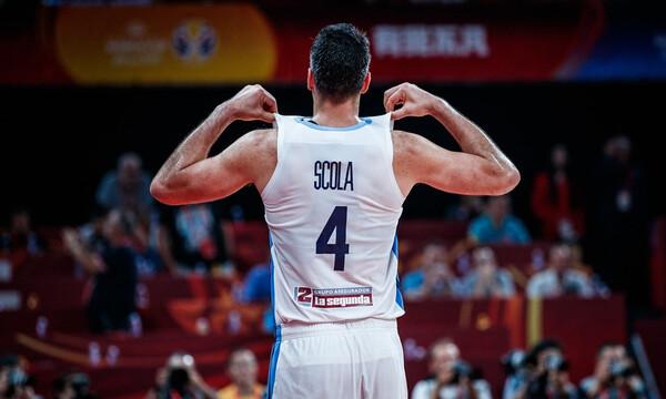 Λουίς Σκόλα: Ο 39χρονος που βάζει τα… γυαλιά σε όλους στο Μουντομπάσκετ! (video+photos)