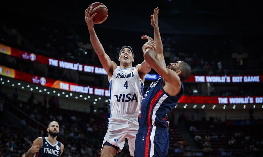 Παγκόσμιο Κύπελλο Μπάσκετ 2019: Έτσι «πάτησε» τη Γαλλία η Αργεντινή (video)